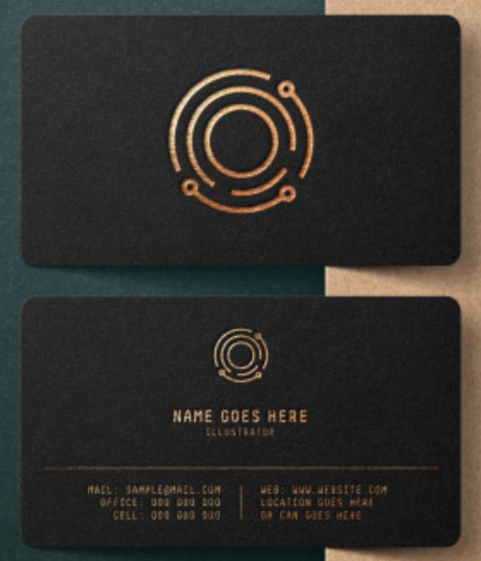 Custo para Impressão Cartão Visita de Luxo Córrego Fundo - Impressão Cartão Visita Quadrado