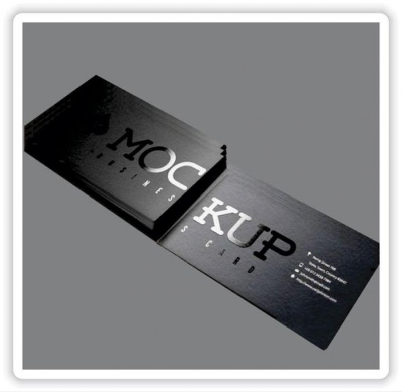 Custo para Impressão de Cartão de Visita com Verniz Localizado Atibaia - Impressão de Cartão de Visita com Verniz Localizado