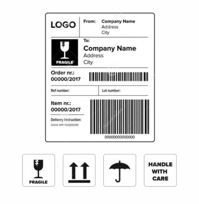 Etiquetas Código de Barras para Roupas Araras - Etiquetas com Código de Barras para Roupas