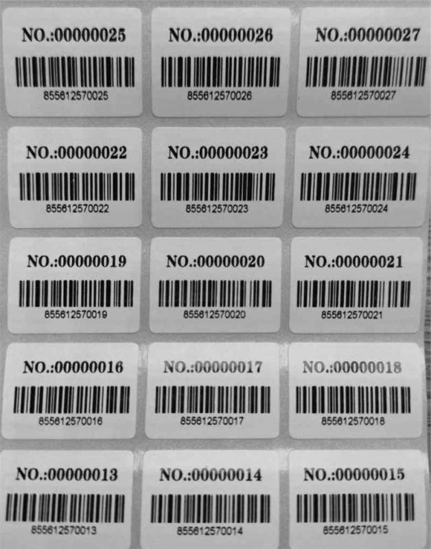 Etiquetas com Código de Barras Cotar Espírito Santo - Etiquetas Código de Barras para Roupas
