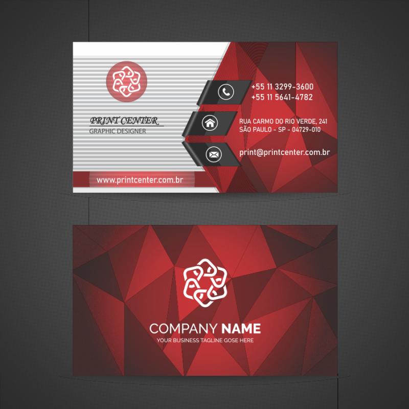 Impressão Cartão Visita de Luxo Cotar Lindóia - Impressão Cartão de Visita Personalizado