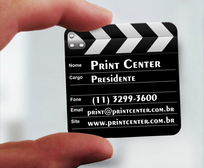 Qual o Preço de Impressão Cartão de Visita Personalizado Araguari - Impressão de Cartão de Visita com Verniz Localizado
