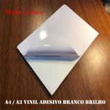 adesivo vinil branco Santo André