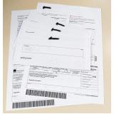 boleto personalizado em impressão a laser preços Artur Alvim