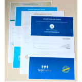 boleto personalizado e impressos