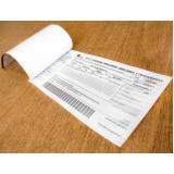 carnê de pagamento personalizado impresso Santo Amaro