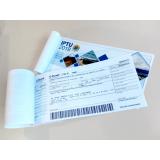carnê personalizado grampeado Mato Grosso do Sul
