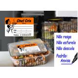 comprar etiqueta para embalagem de alimentos Mato Grosso do Sul