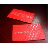 custo para impressão cartão de visita verniz localizado Caiubi