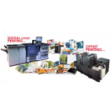 custo para impressão offset e digital Vinhedo