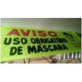 empresa de impressão de faixa colorida Vila Pierina