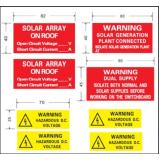 etiqueta adesiva advertência cotar Panamby