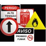 etiqueta adesiva advertência preços Araraquara