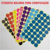 etiqueta adesiva para codificação cotar Jardim Orly