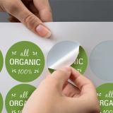 etiqueta adesiva redonda personalizada cotação Jundiaí
