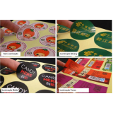 etiqueta bopp personalizada cotação Rio de Janeiro