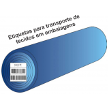 Etiquetas Código de Barras para Roupas