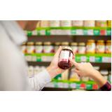 etiqueta para embalagem de alimentos cotar Bairro do Limão