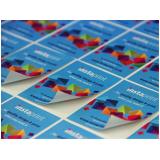 etiqueta personalizada auto adesiva cotar Araras