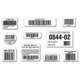 etiquetas código de barras preço Parque dos Bancários