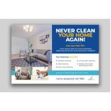 folder de produto de limpeza preço Cidade Centenário