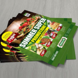 folder produtos de limpeza Jardim São Luiz