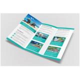 folder produtos naturais cotar Araraquara