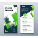folder para produtos