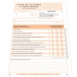 folha resposta Salesópolis