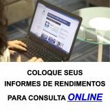 gráfica de impressão de irrf online Vila Authalia