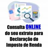 gráfica de informe de rendimentos online Santo Antônio Paulista