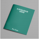 gráfica impressão de catálogos cotar Vila Salete
