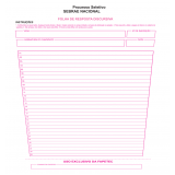gráfica para folha de resposta oab Mairinque