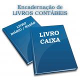 gráfica para impressão contábil em capa dura Jardim São Paulo