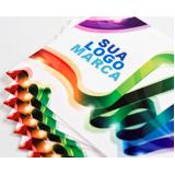 gráfica para impressão offset de panfleto Vila Bandeirantes