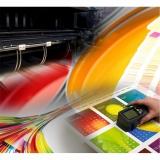 gráfica impressão digital