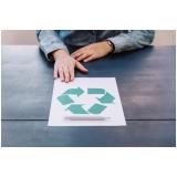 impressão a laser em papel reciclado Vila Nova Manchester