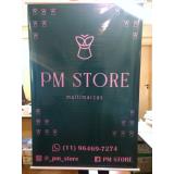 impressão banner rápida preços Cidade Patriarca
