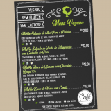 impressão cardápio para restaurante cotar Pirambóia