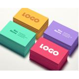 impressão cartão de visita personalizado cotar Brás