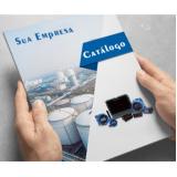 impressão catálogo de produtos de empresas cotar Nova Odessa