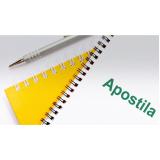 impressão apostilas