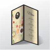impressão de cardápio de restaurante Jardim Avelino