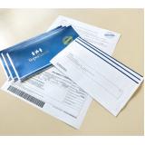 impressão de cartas de bancos valores Santa Luzia