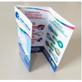 impressão digital catálogos