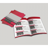 impressão de catálogos com revistas Jardins