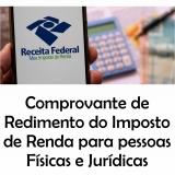 impressão de comprovante de pagamento ir Tijuco Preto