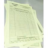 impressão de extrato para bancos Pirambóia