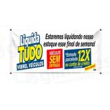impressão de faixa preços Vale do Paraíba