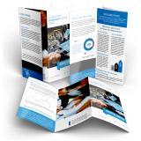impressão de folder para vestibular cotar ultramarino